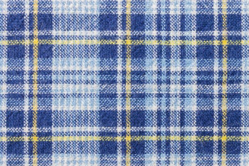Tartan ou plaid ou Scott Fabric Texture Pattern Background image stock