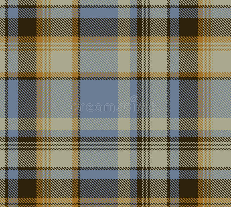 Download Tartan plaid stock vector. Image of ornament, kingdom - 25935234