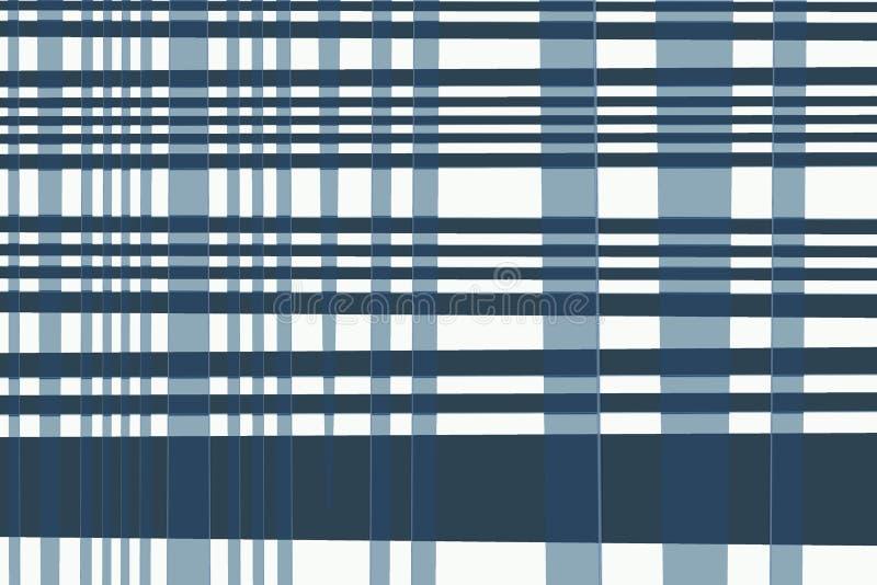 Tartan, plaid abstrait de fond pour la conception image libre de droits
