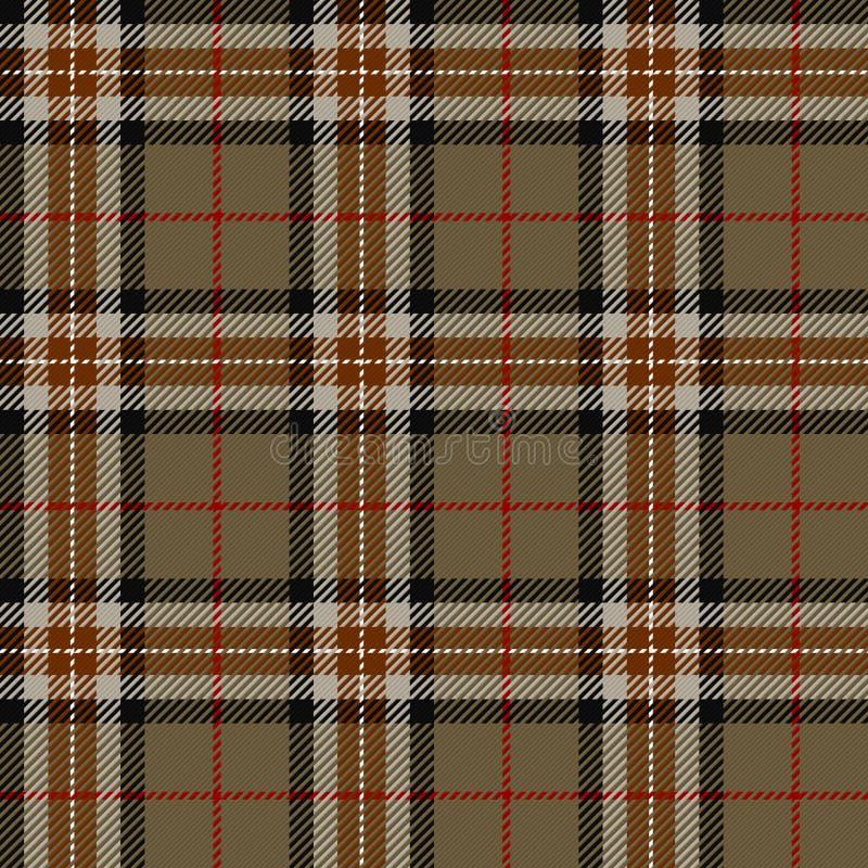 Download Tartan, plaid pattern stock vector. Illustration of clothing - 25242655