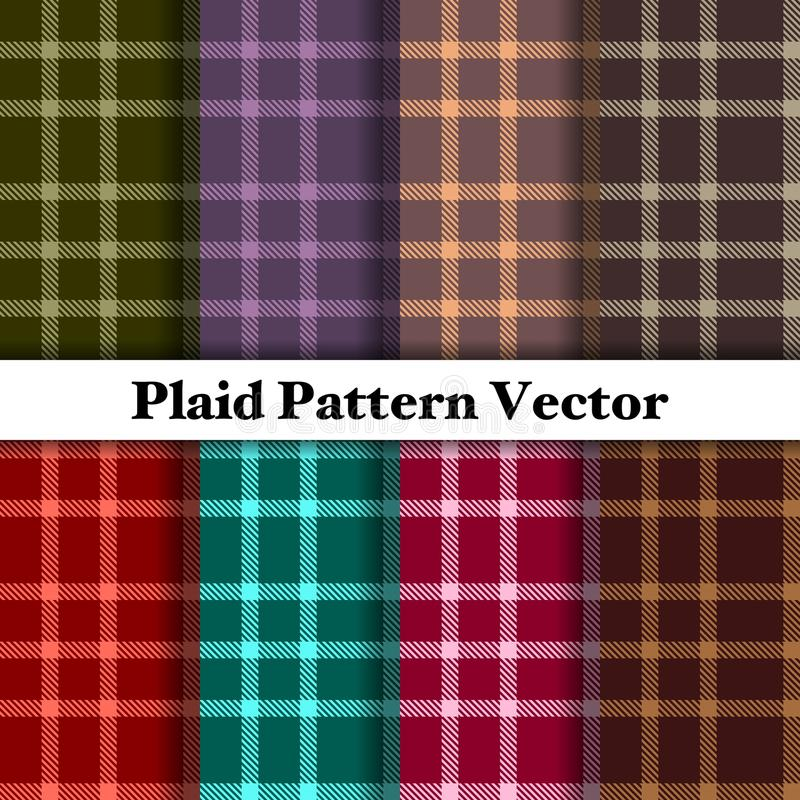 Tartan Plaid Pattern Vector stock photos