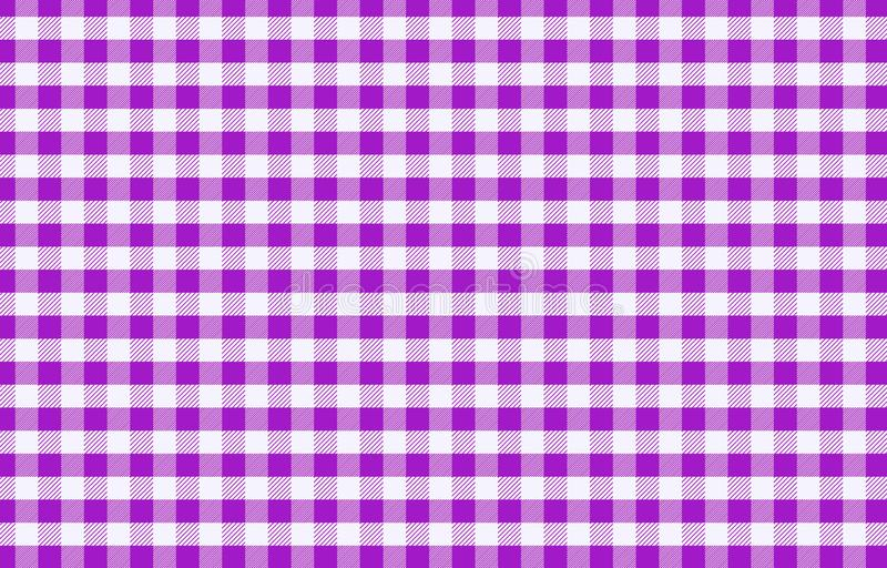 Tartan seamless pattern background. Design style. Tartan seamless pattern background design style purple violet graphic line cross creative gingham flannel stock images