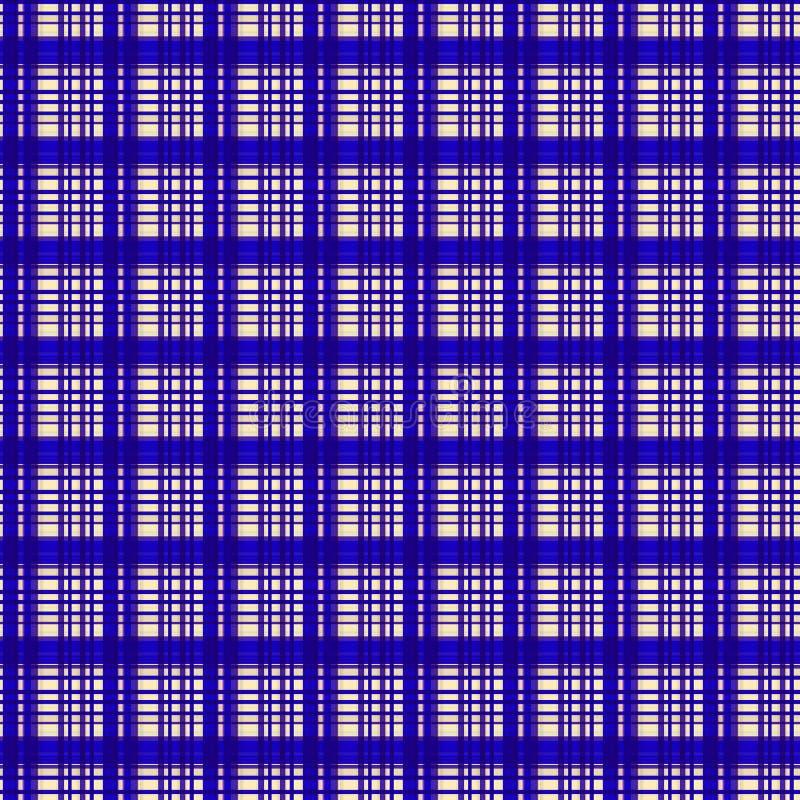 Tartan, teste padrão da manta fotografia de stock royalty free