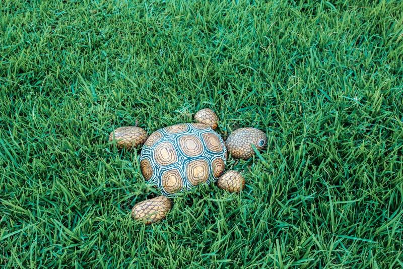 Tartaruga per il giardino fotografia stock