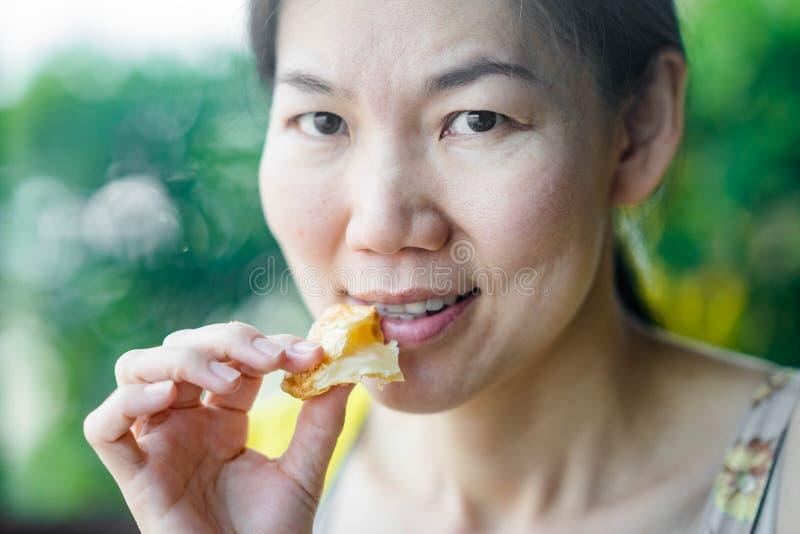 Tarte d'ananas photographie stock libre de droits