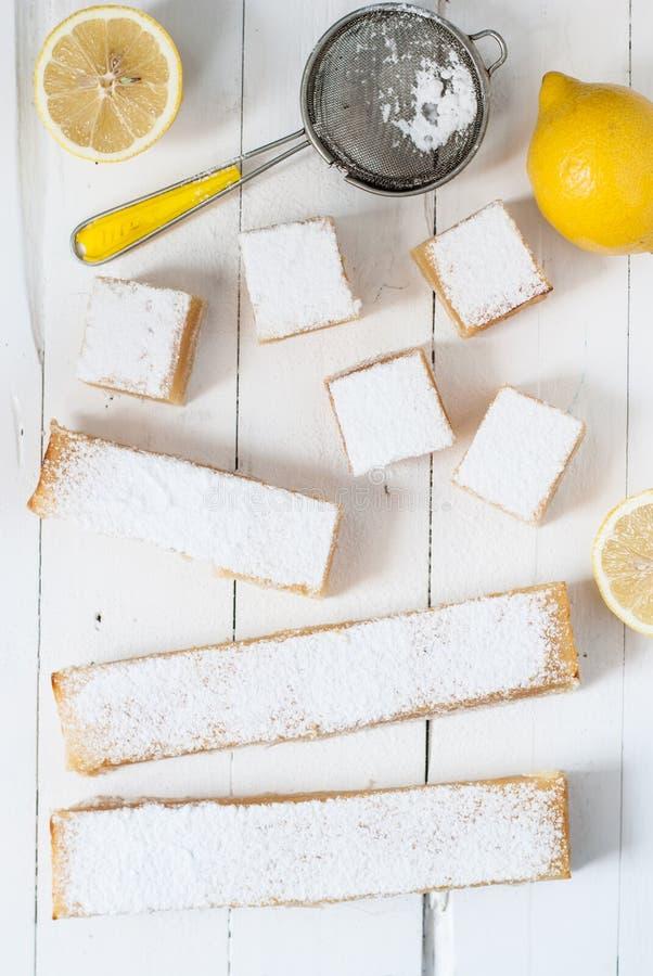 Tarte de citron images stock