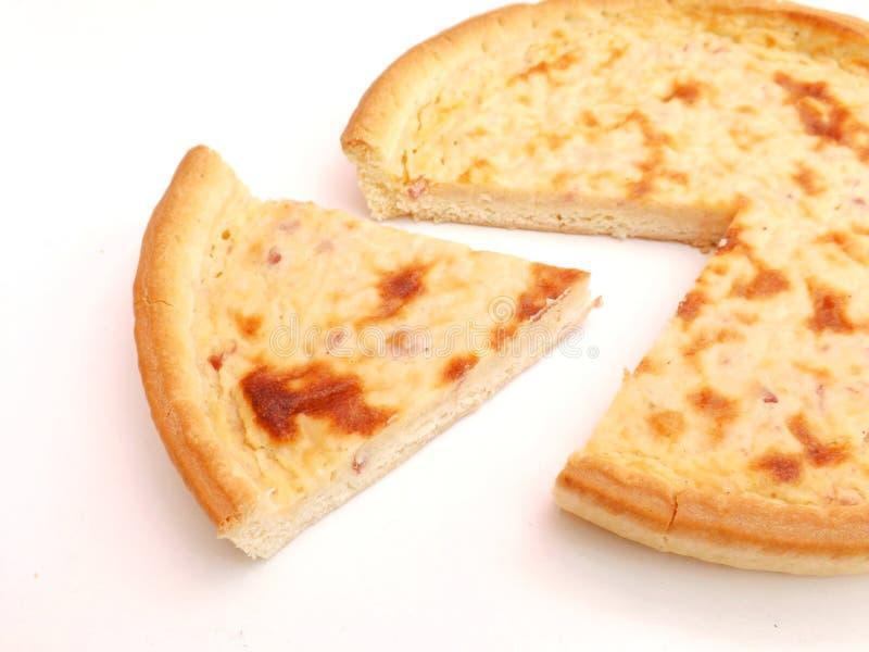 Download Tarte De Lard Et De Fromage Image stock - Image du pies, repas: 45362793