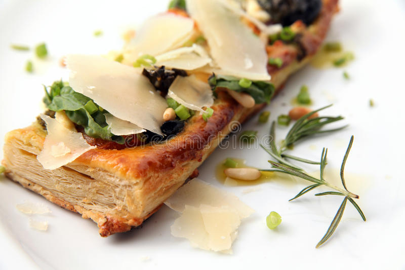 Download Tarte fine aux food stock image. Image of eating, vegetable - 15778959