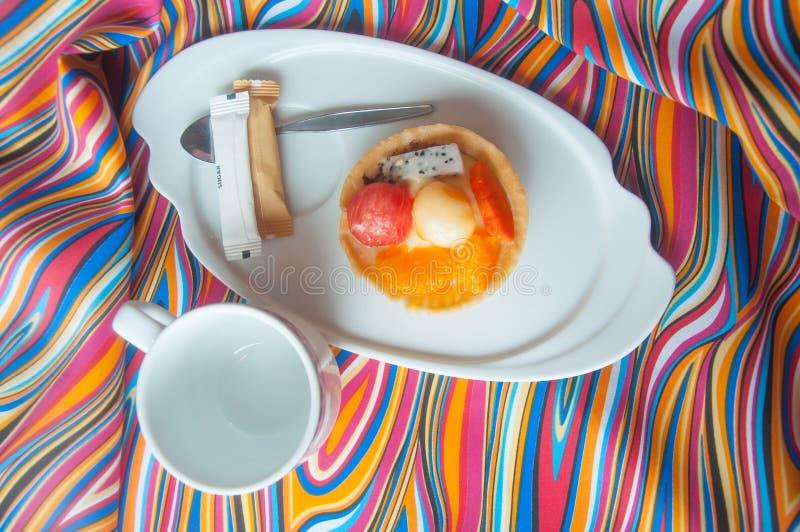 Tartlet (sandía, cantalupo, anaranjados) imagen de archivo libre de regalías
