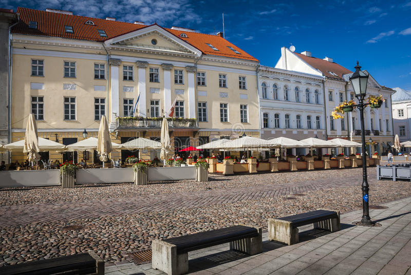 Tartu, Εσθονία στοκ φωτογραφίες