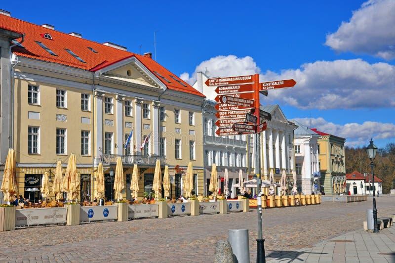 Tartu, Estland royalty-vrije stock fotografie