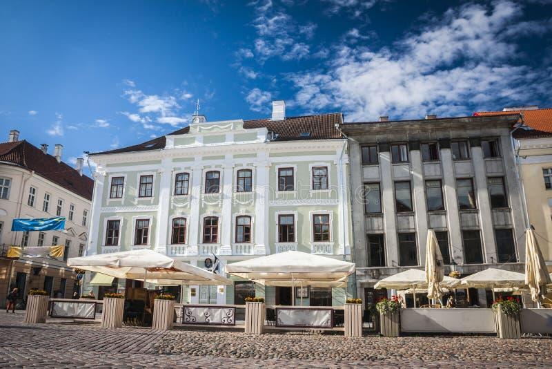 Tartu Estland fotografering för bildbyråer