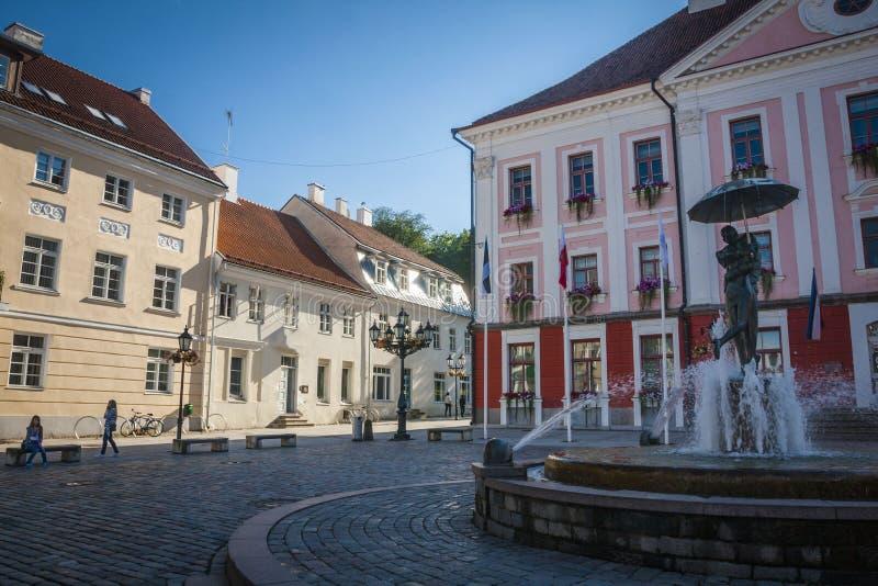 Tartu, Estonie photos libres de droits