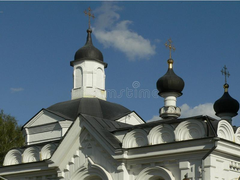 Tarusa воскресение церков стоковое изображение rf