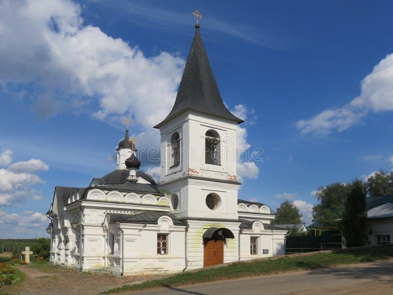 Tarusa воскресение церков стоковая фотография rf