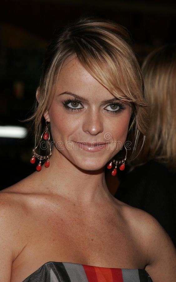 Taryn Manning. HOLLYWOOD, CALIFORNIA. November 2, 2005. Taryn Manning at the Paramount Pictures' Get Rich or Die Tryin' Los Angeles Premiere at the Grauman's royalty free stock image