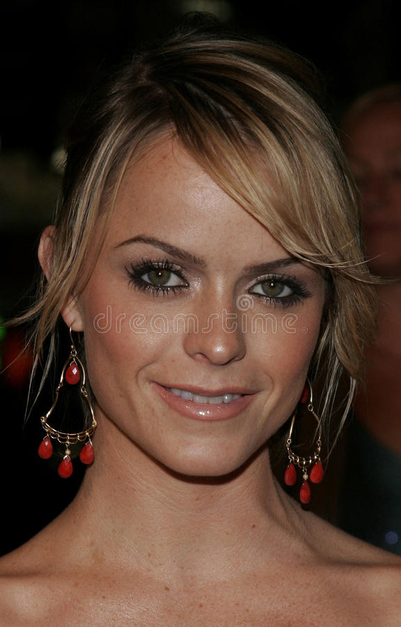 Taryn Manning. HOLLYWOOD, CALIFORNIA. November 2, 2005. Taryn Manning at the Paramount Pictures' Get Rich or Die Tryin' Los Angeles Premiere at the Grauman's royalty free stock images