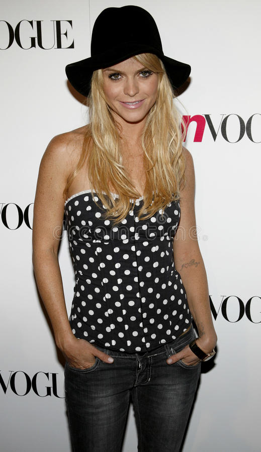 Taryn Manning. WEST HOLLYWOOD, CALIFORNIA. Wednesday September 20, 2006. Taryn Manning attends the Teen Vogue Young Hollywood Issue Party held at the Sunset stock images