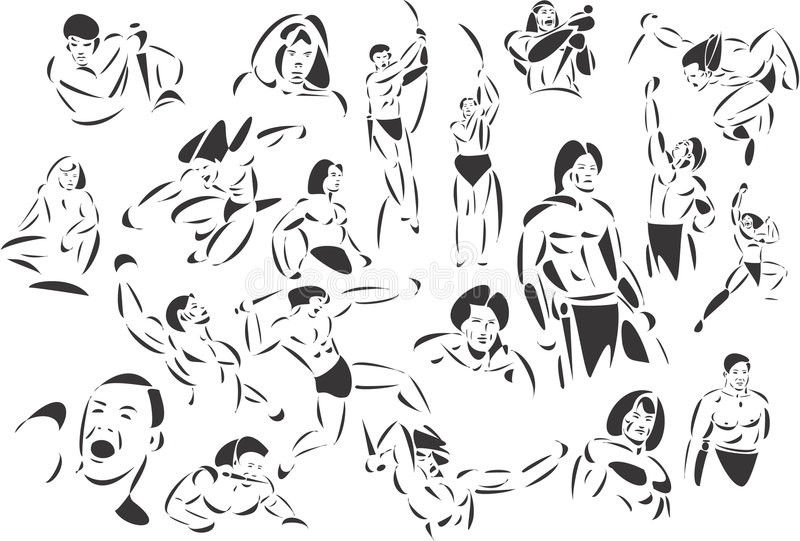 Tarzan vector illustration