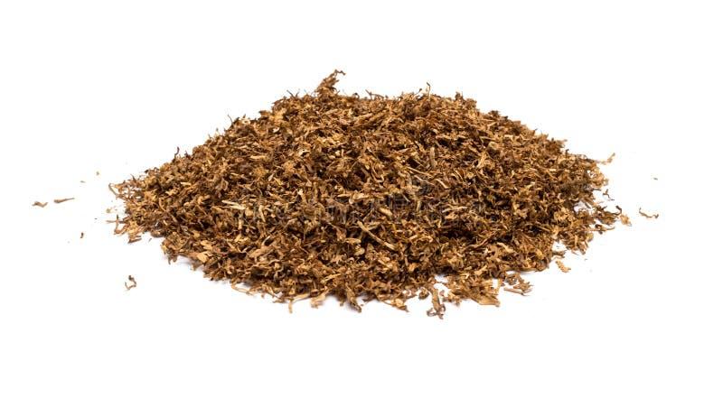 Tas de tabac de tuyau mou sec image stock
