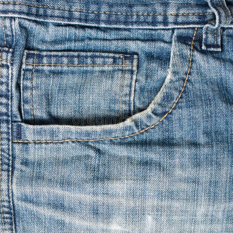 Tasca dei jeans immagini stock libere da diritti