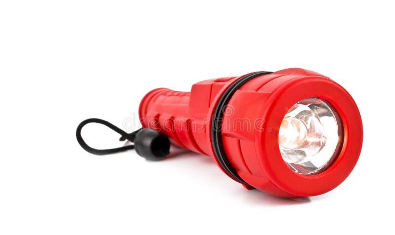 Taschen-Taschenlampe stockfotos
