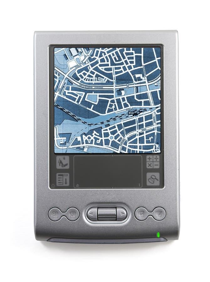 Taschencomputer. lizenzfreie stockfotografie