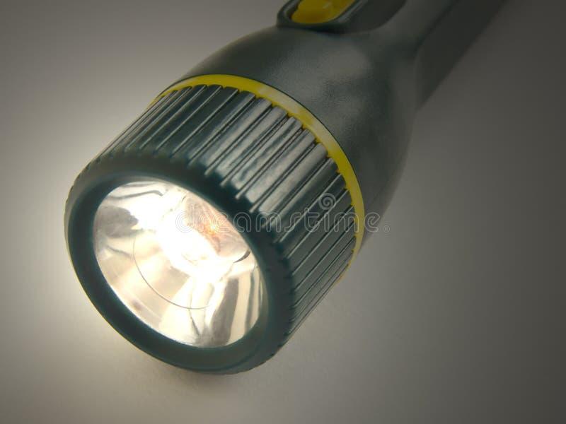 Taschenlampe stockbilder