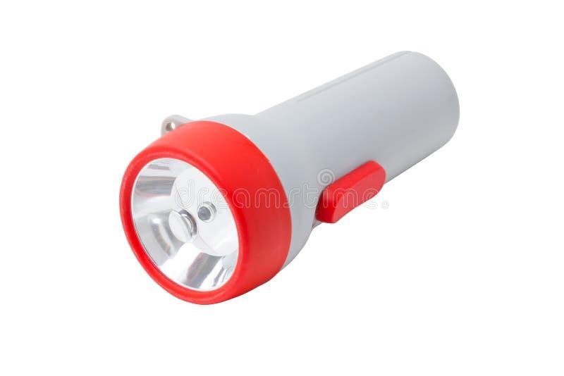 Taschenlampe. stockbild