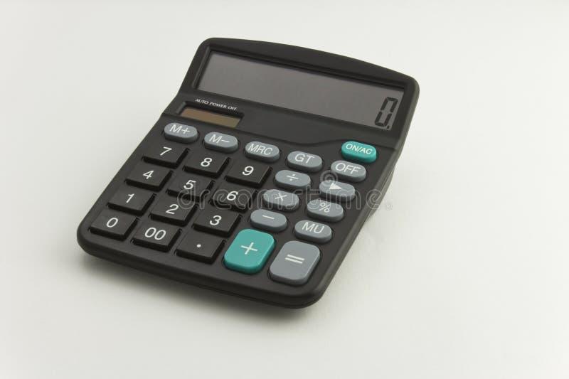 Taschenrechner lizenzfreie stockfotografie