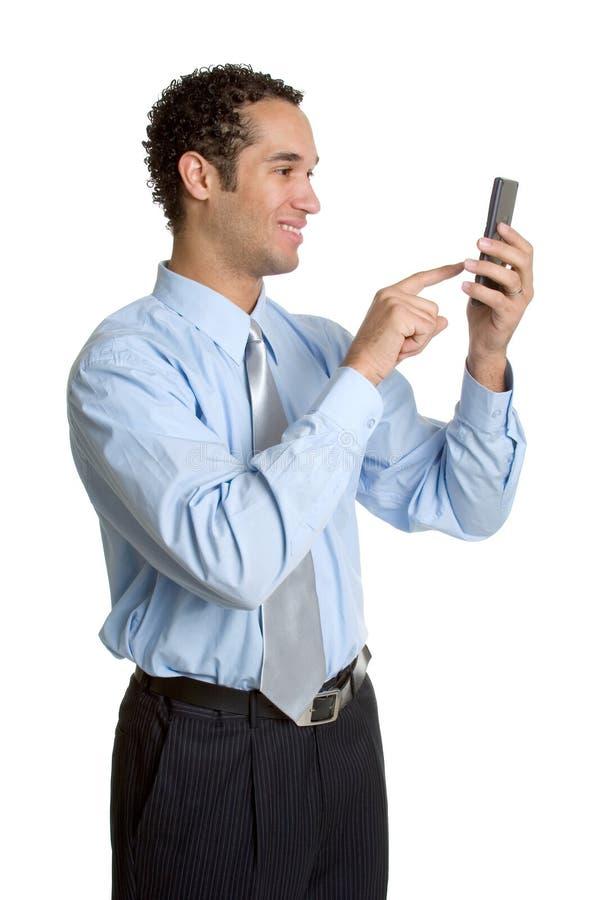 Taschenrechner-geschäftsmann Kostenloses Stockfoto