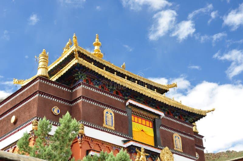 Download Tashilhunpo monastery stock photo. Image of tashilhunpo - 13879260