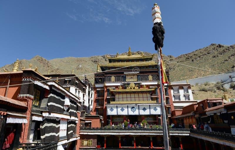 Tashilhunpo Monastery stock photos