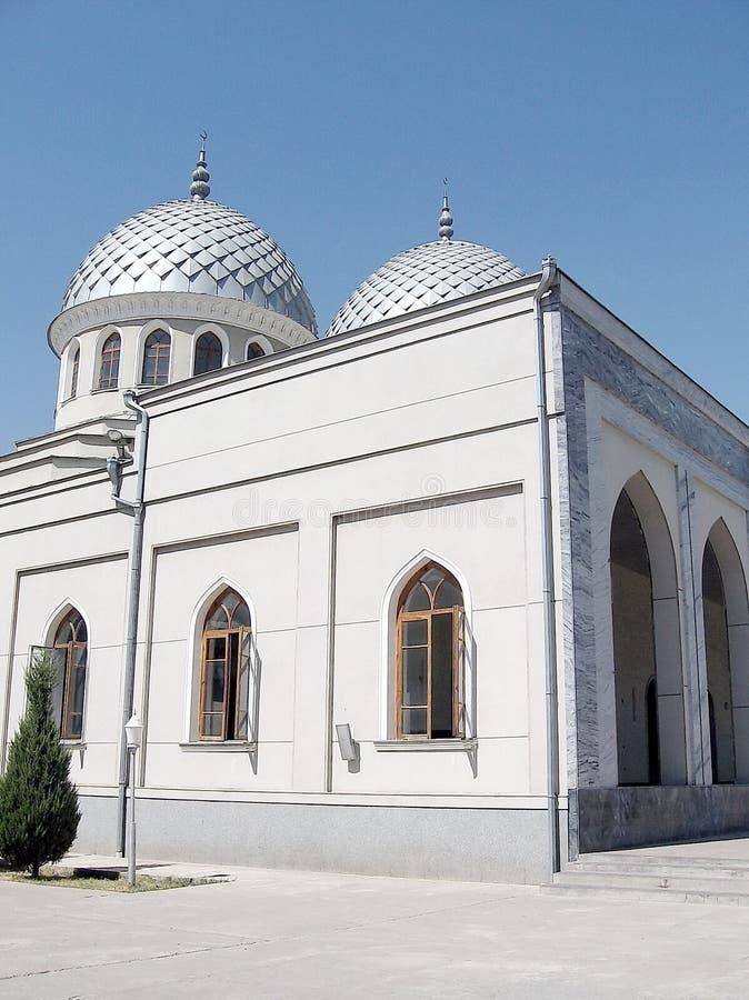 Tashkent Juma Meczetowy Wrzesień 2007 fotografia stock