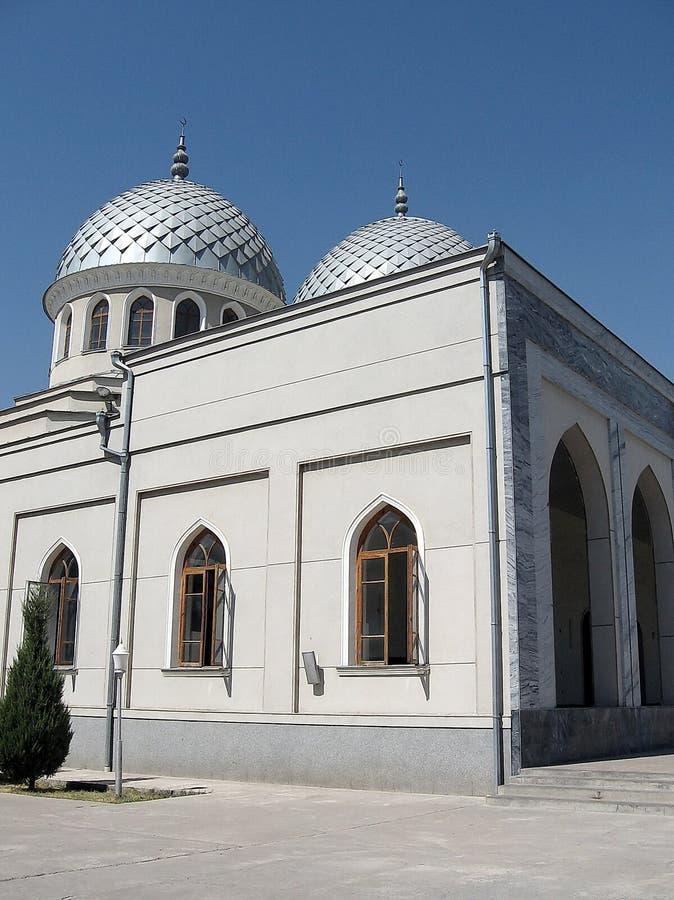 Tashkent Juma Meczetowy Wrzesień 2007 obraz royalty free