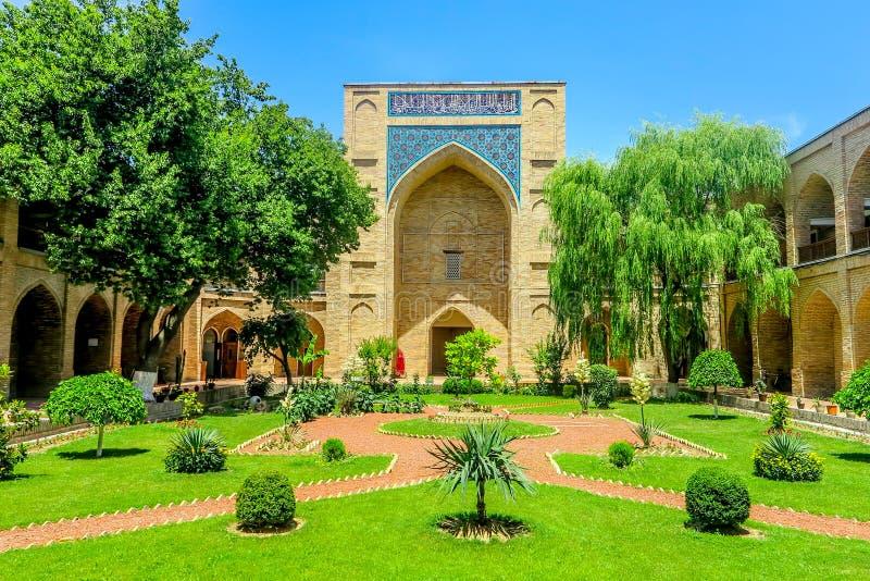 Tashkent Kukeldash Madrasa 03 foto de archivo libre de regalías
