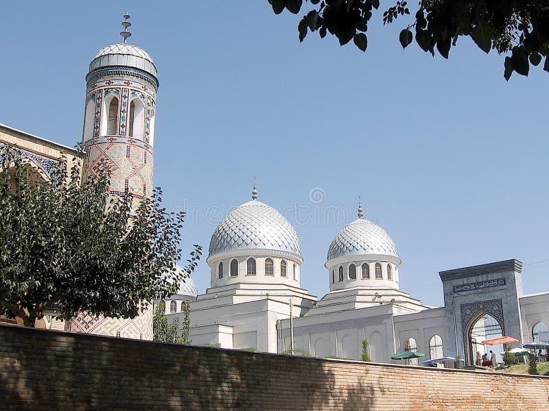 Tashkent Madrassah 2007 i meczet fotografia royalty free