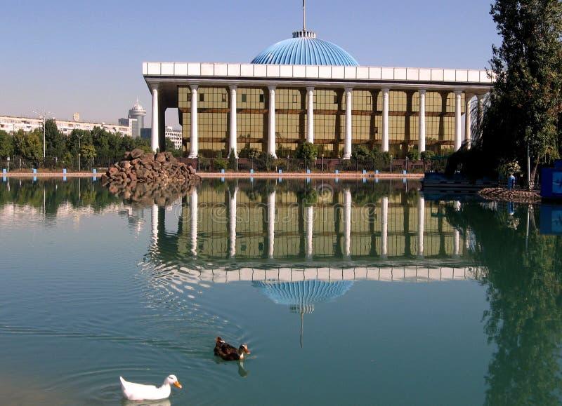 Tashkent Majlis el septiembre de 2007 fotografía de archivo