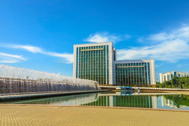 Tashkent Mustaqilliq Maidoni 06 stock images