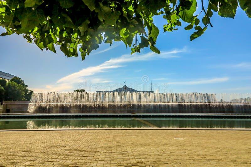 Tashkent Mustaqilliq Maidoni 04 image stock