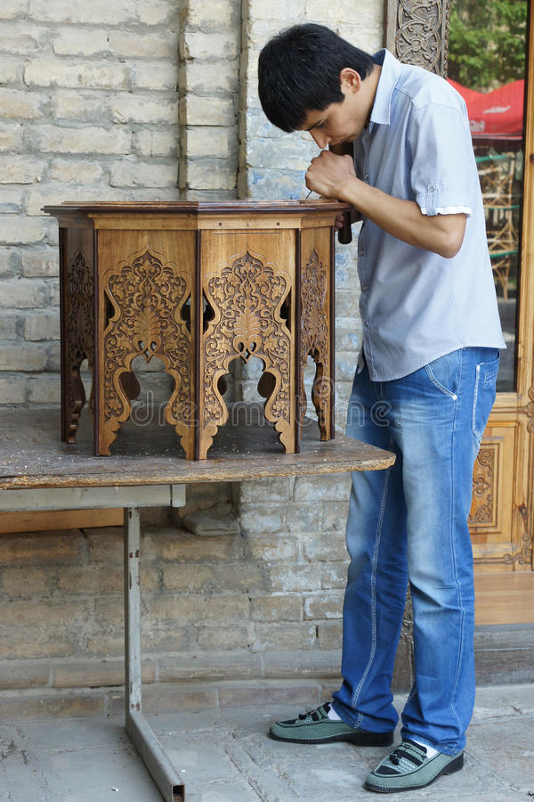 Tashkent, Uzbekistán, Asia fotografía de archivo libre de regalías