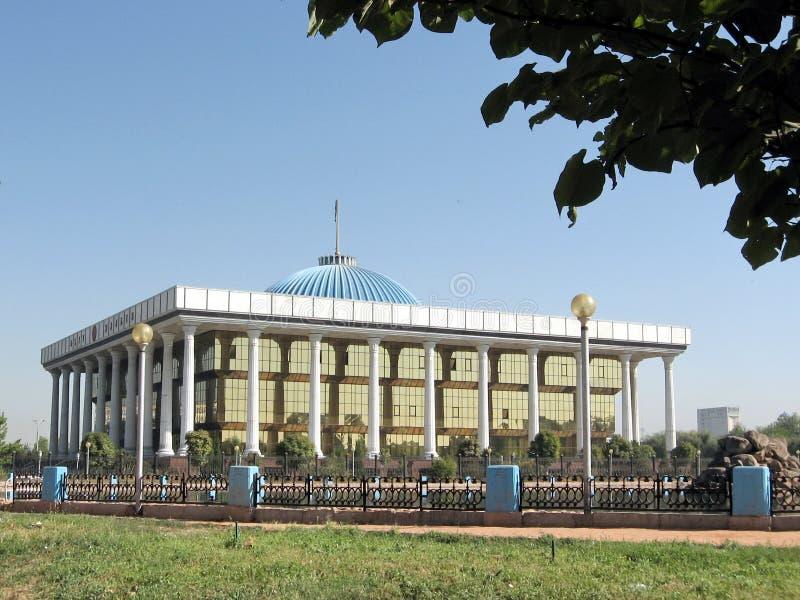 Tasjkent Majlisen 2007 royaltyfri bild