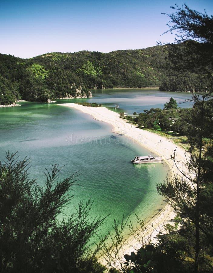 tasman Abel park narodowy zdjęcie stock