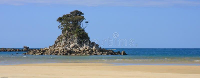 tasman Abel park narodowy zdjęcia royalty free