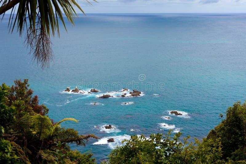Download Tasman Sea At West Coast Of South Island Of NZ Stock Image - Image: 25452509