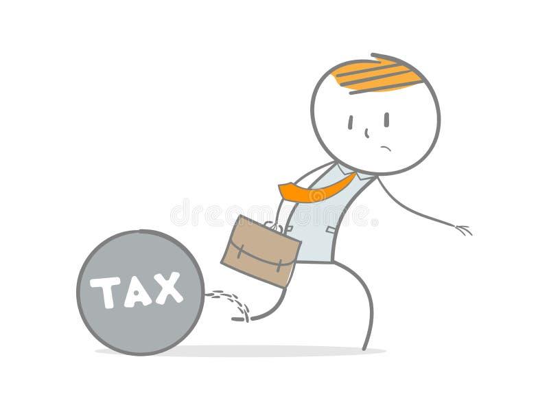 tassa royalty illustrazione gratis