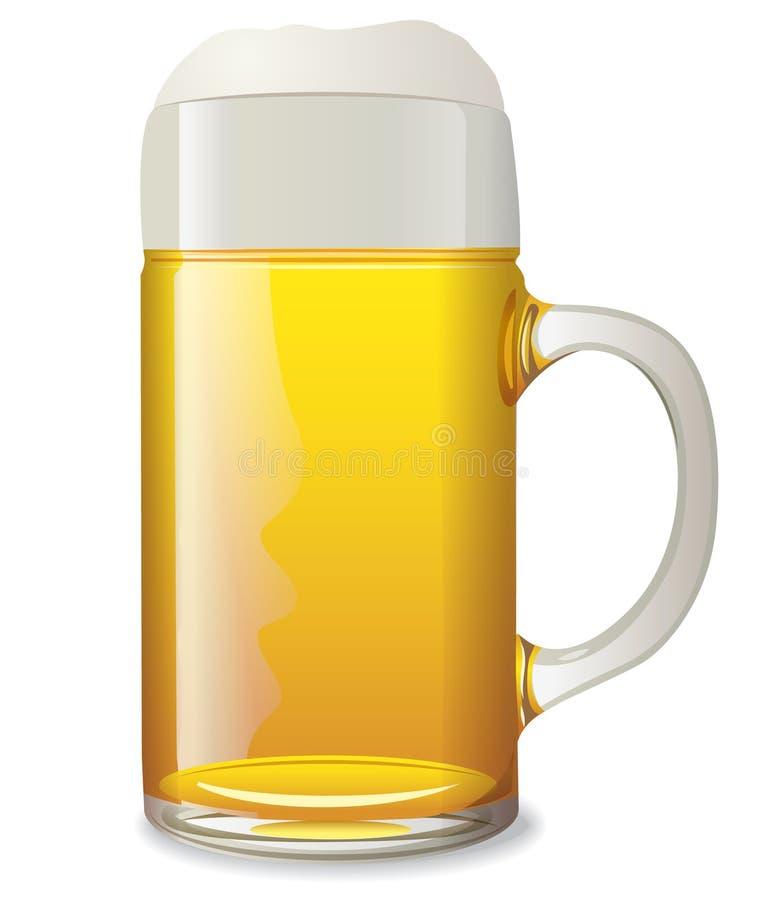 tasse de bi?re photo libre de droits
