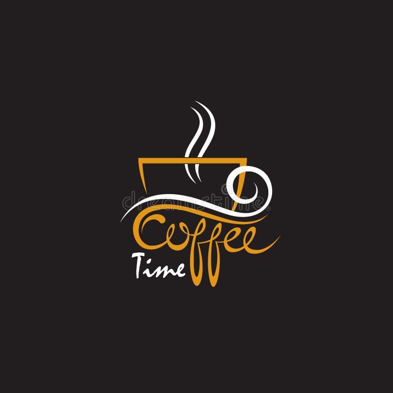 Tasse de café illustration stock