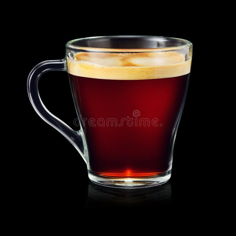Tasse de café d'expresso photo libre de droits