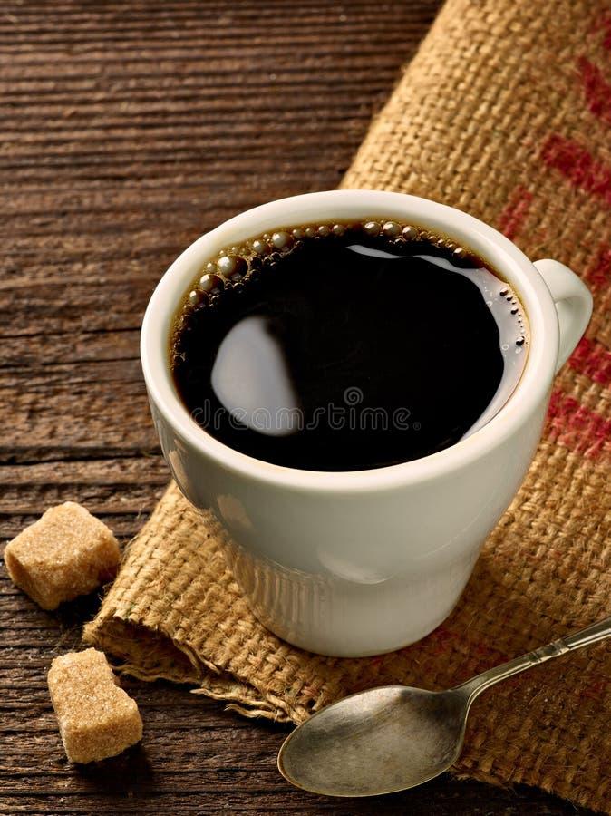 Tasse de café d'expresso de boissons de tasse de café photographie stock libre de droits